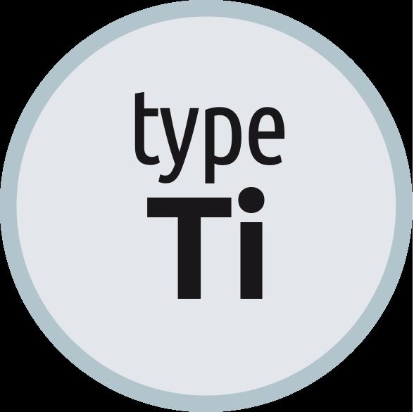 Typ Ti: Závitník pro titan a slitiny titanu