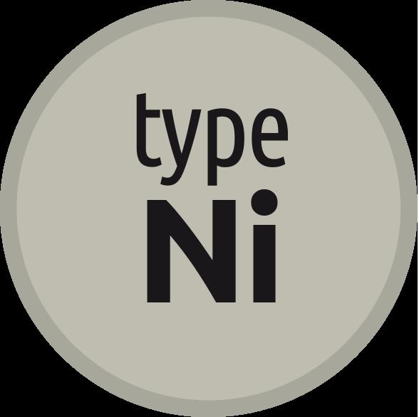 Typ Ni: Závitník pro slitiny niklu
