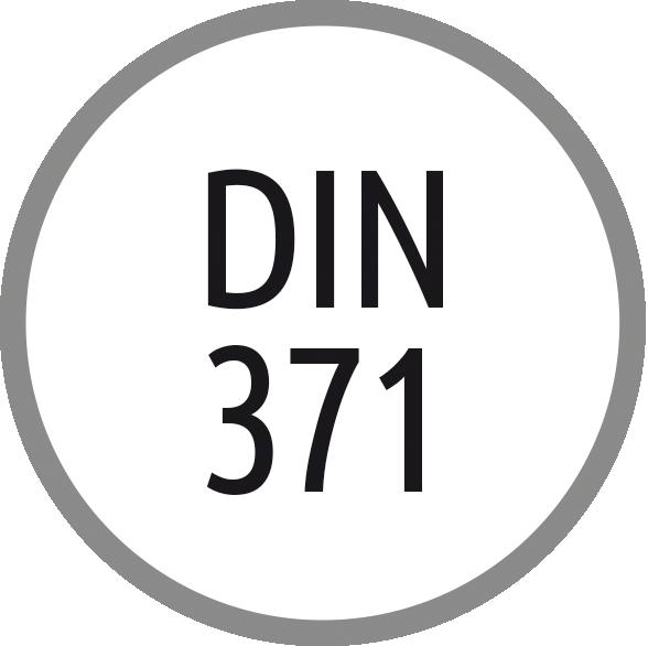 Norma závitníku: DIN 371