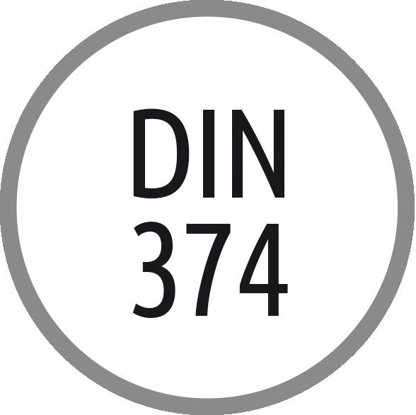 Norma závitníku: DIN 374