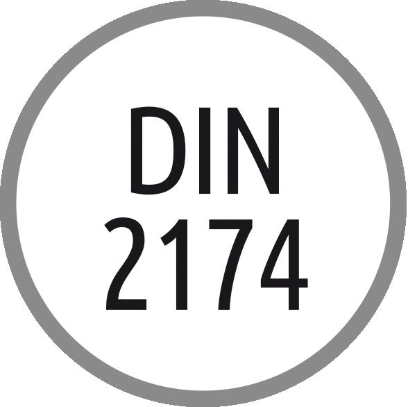 Norma závitníku: DIN 2174