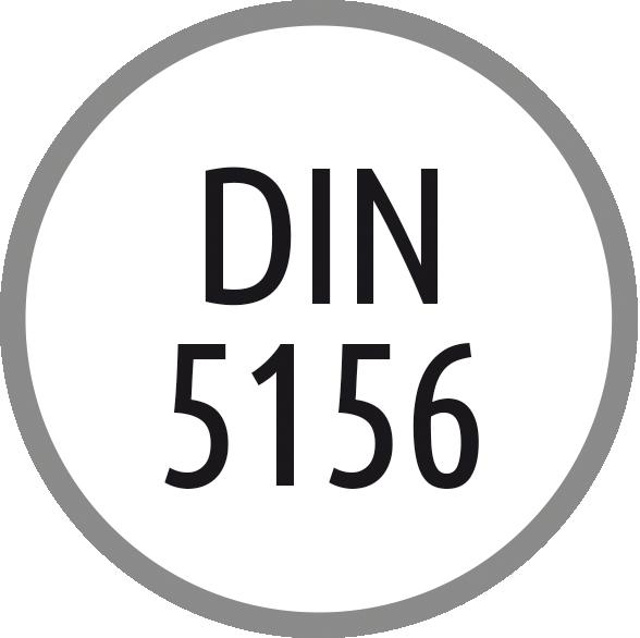 Norma závitníku: DIN 5156