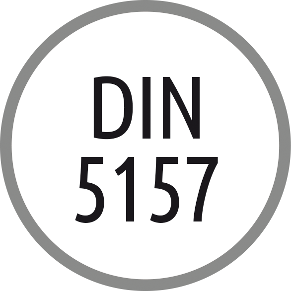 Norma závitníku: DIN 5157