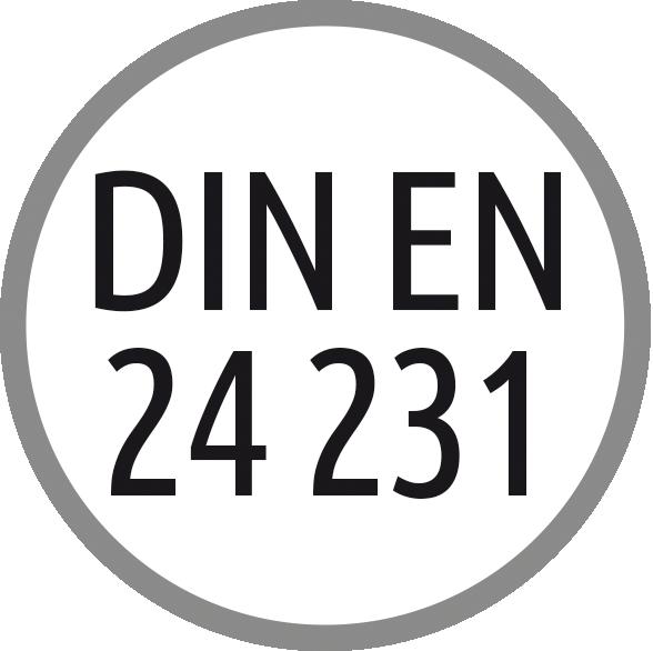 Norma závitové kruhové čelisti: DIN EN 24 231