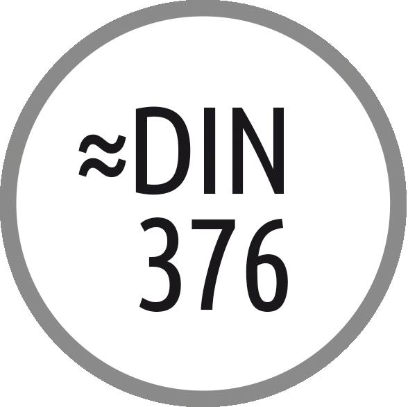 Norma závitníku: ~ DIN 376