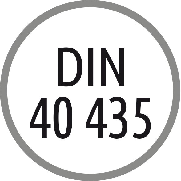 Norma závitníku: DIN 40435