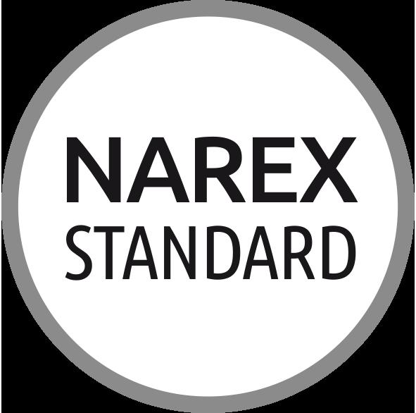 Norma závitníku: NAREX