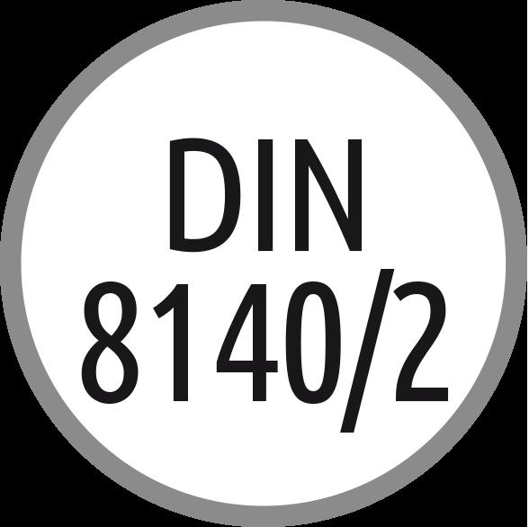 Norma závitu: DIN 8140/2