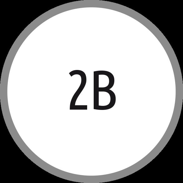 Lícování závitů: 2B