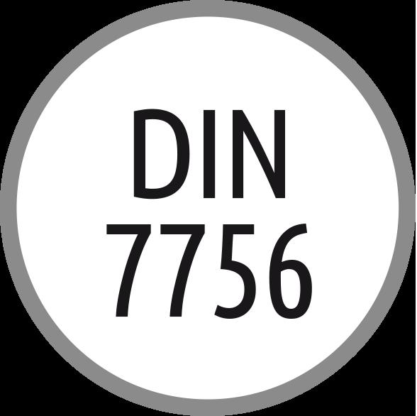 Norma závitníku: DIN 7756