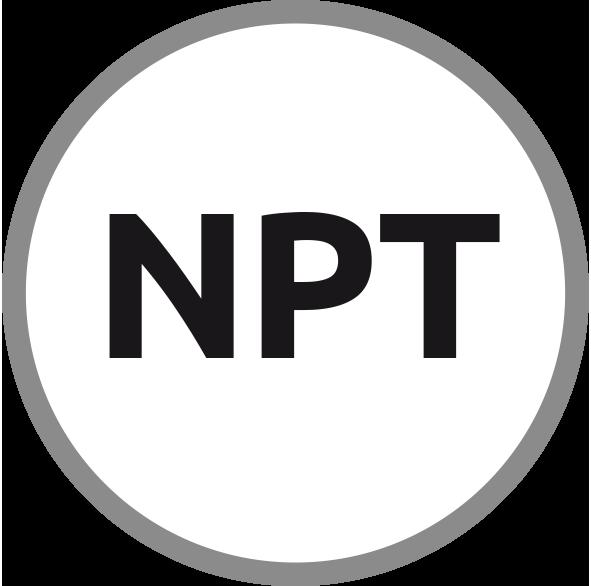 Závit NPT: Trubkový kuželový závit
