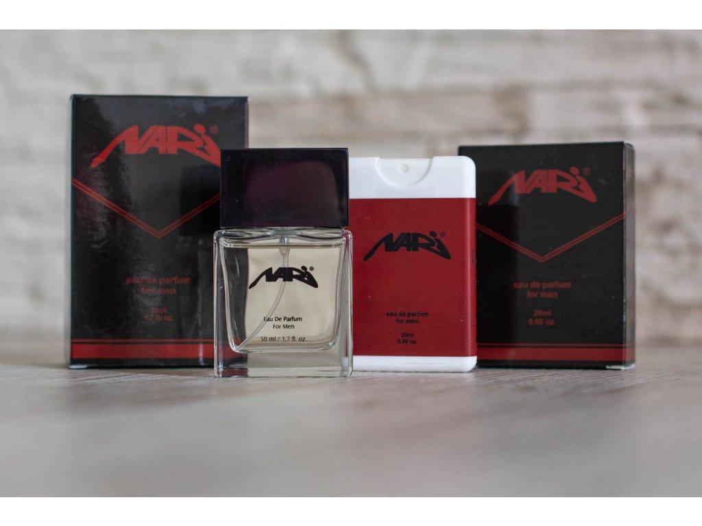 "Sada - pánský parfém + parfém ""do kapsy"""