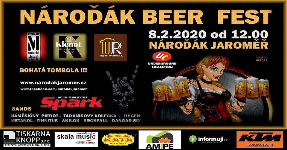 8.2.2020 Nároďák Beer Fest