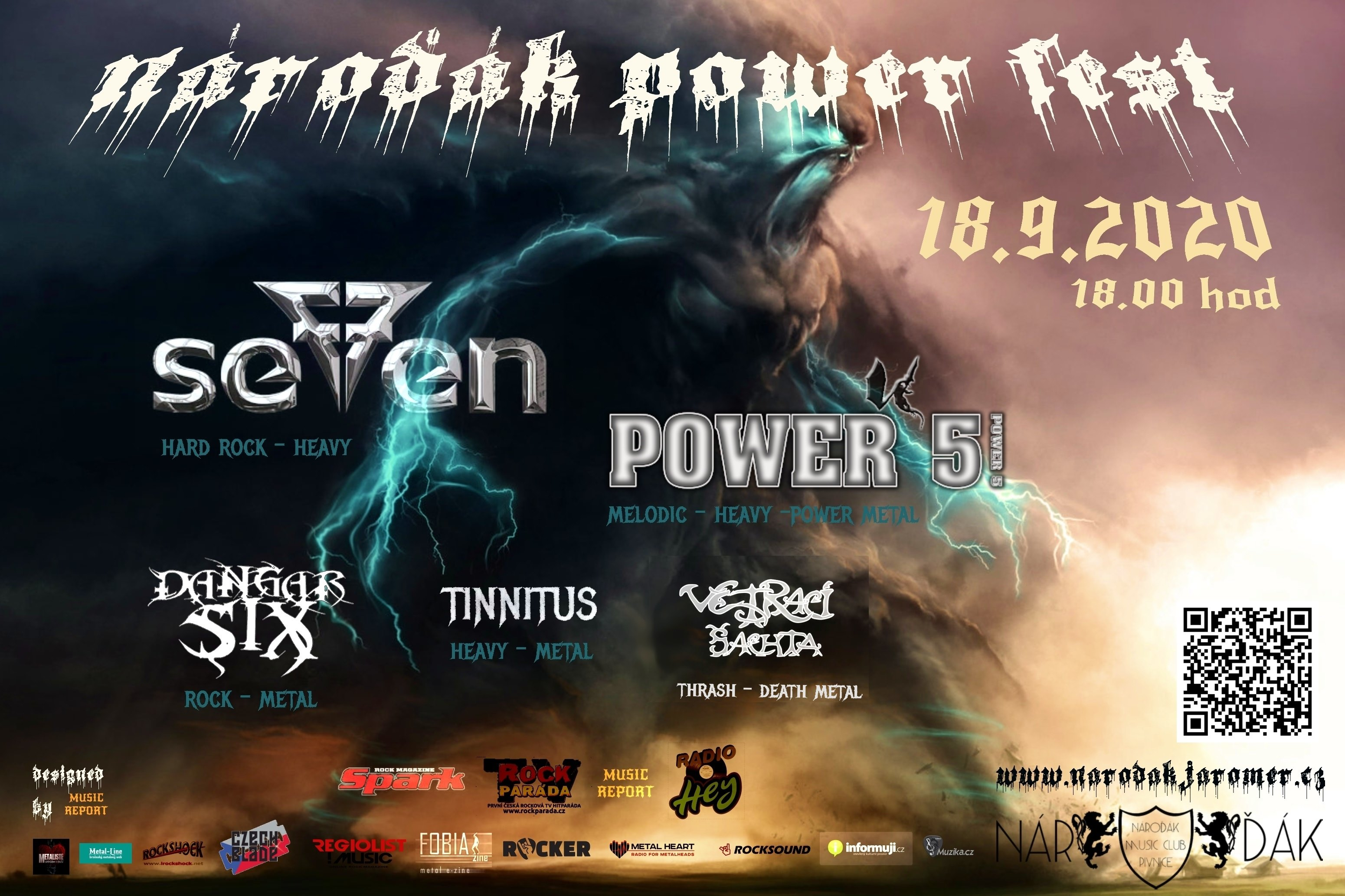 NÁROĎÁK POWER FEST - TZ