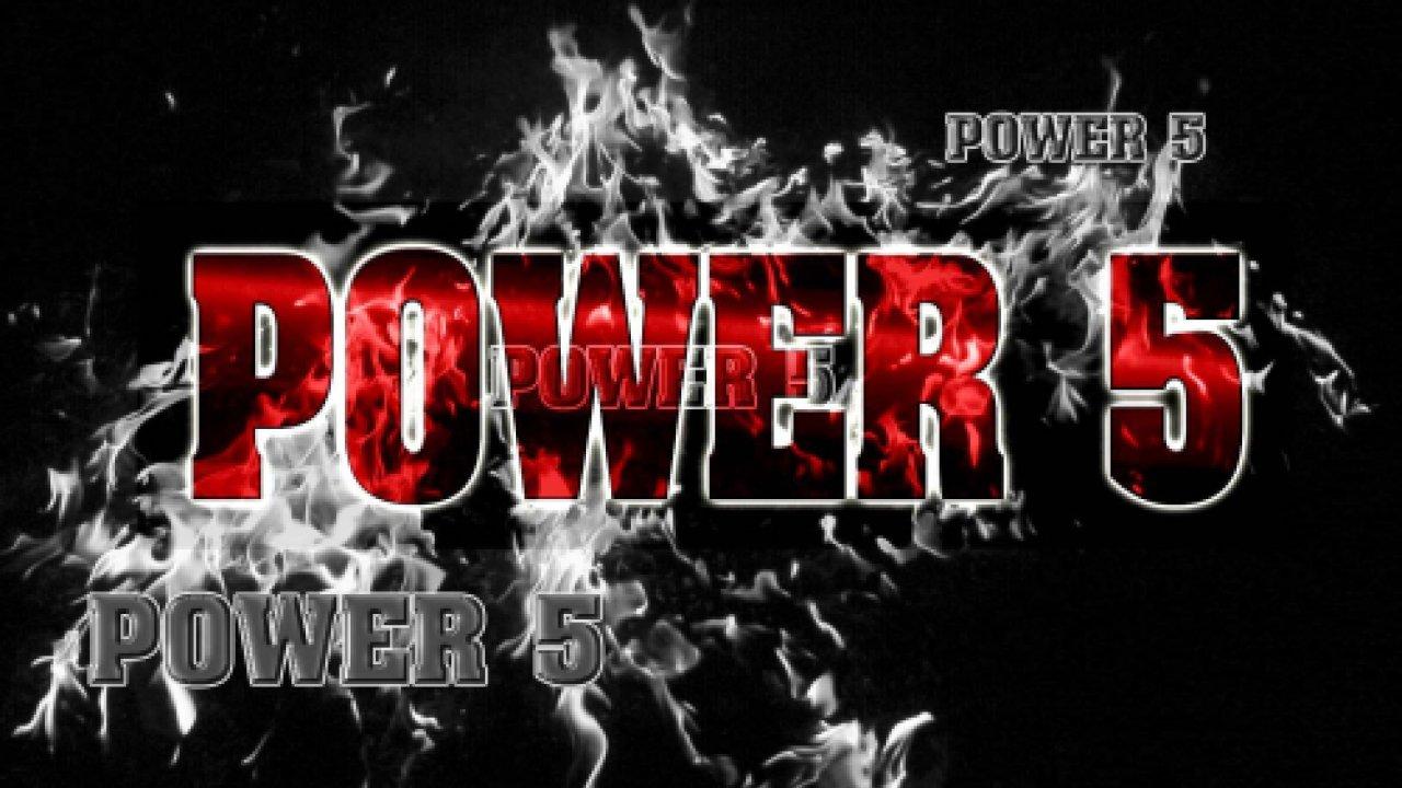 POWER 5 - Chci žít live
