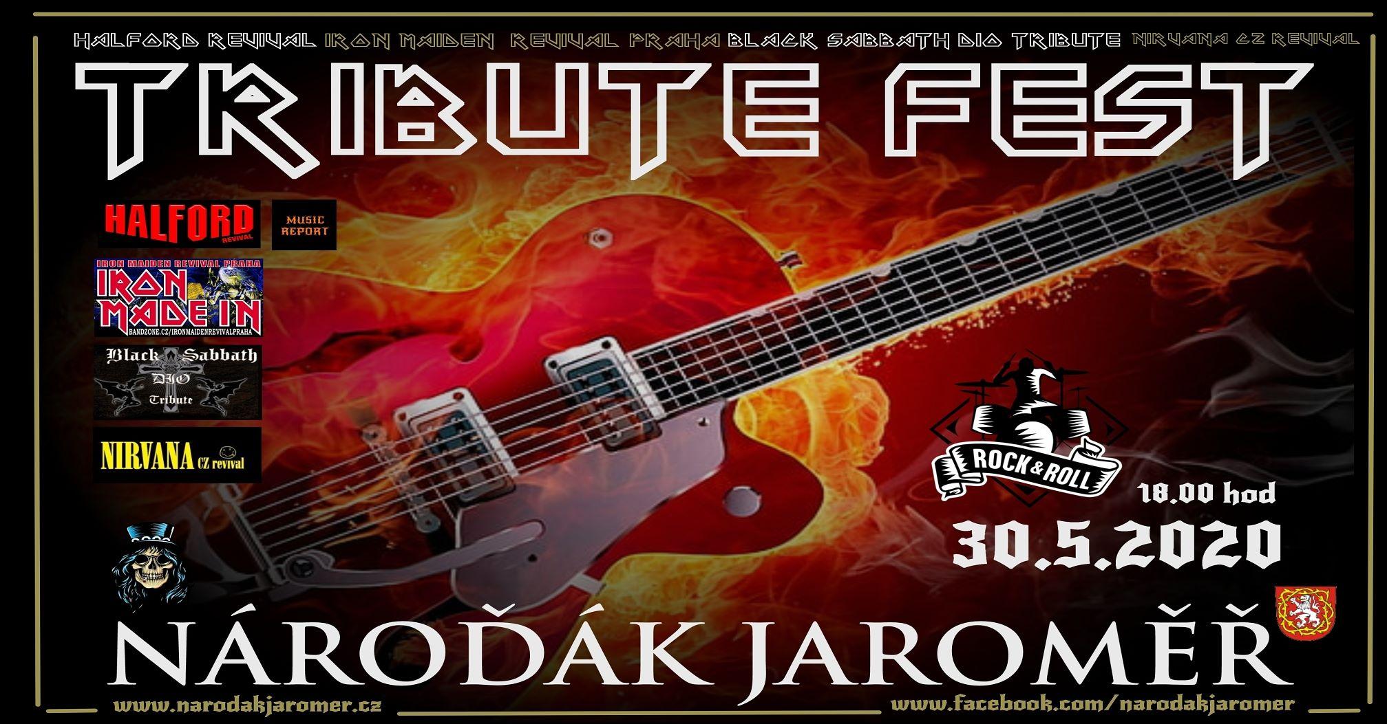 Nároďák Tribute Fest
