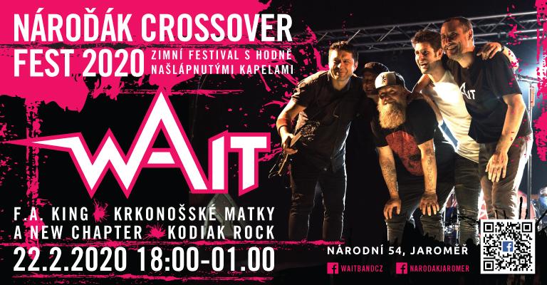 Nároďák Crossover Fest