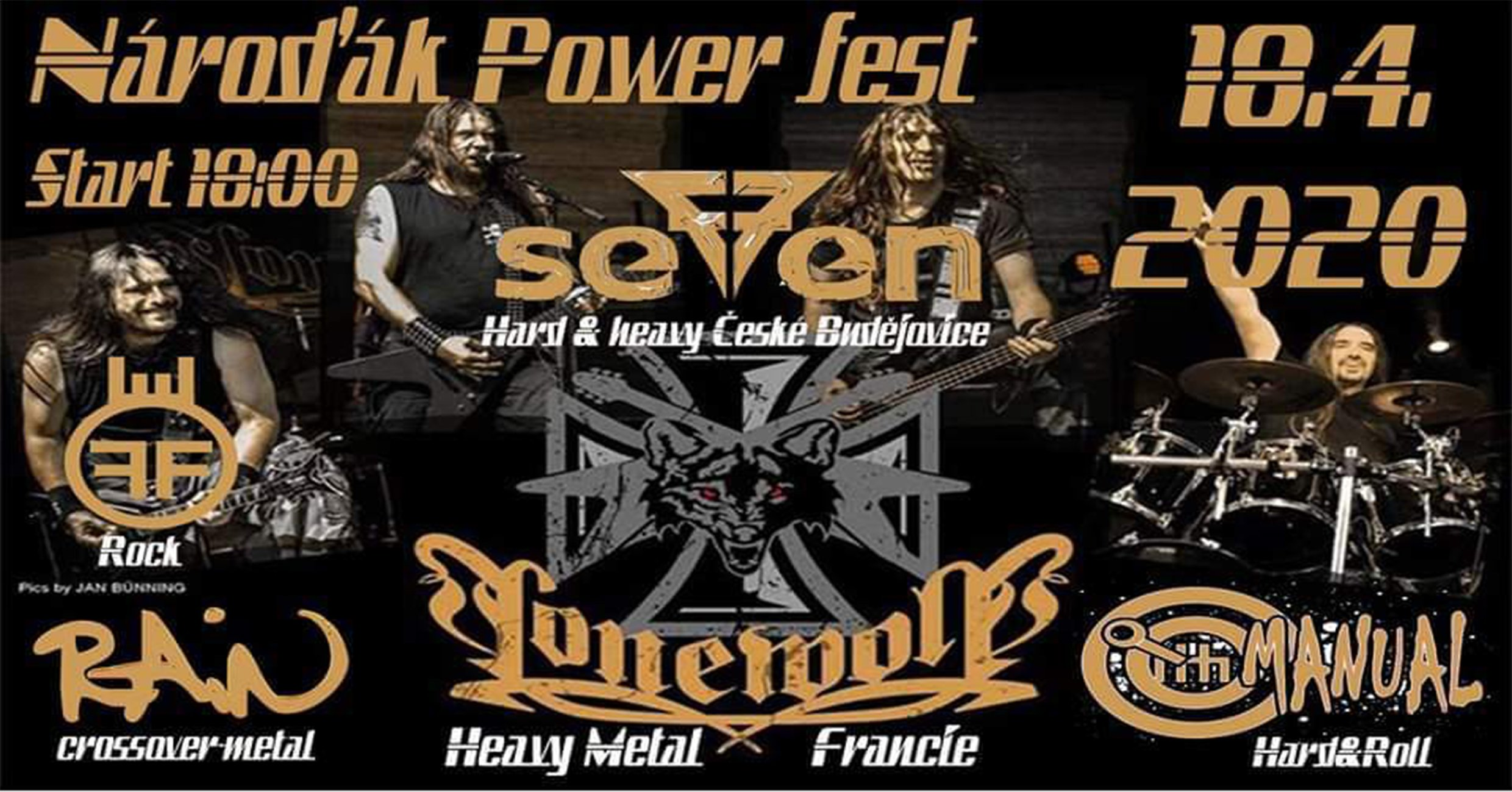 Naroďák Power Fest