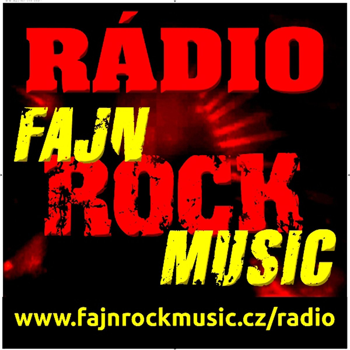 Poslechni si rádio Rádio Fajn Rock Music