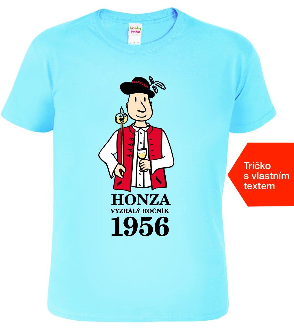 de56824bf9d Tričko k narozeninám s rokem narození - Vyzrálý ročník - www ...
