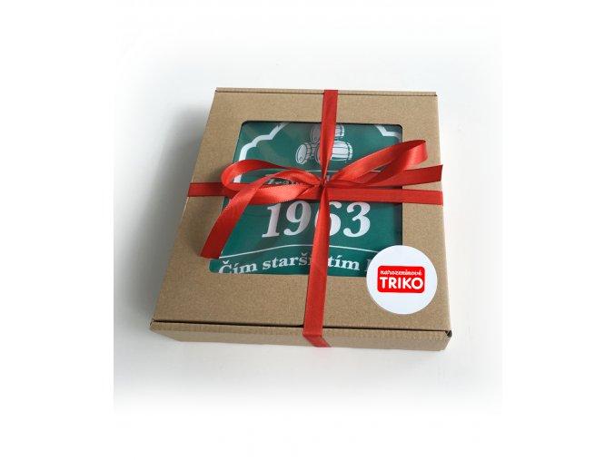 Dárková krabička (1-2 trička)