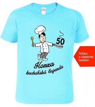 tričko k 50. narozeninám