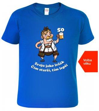 Tričko k 50 narozeninám