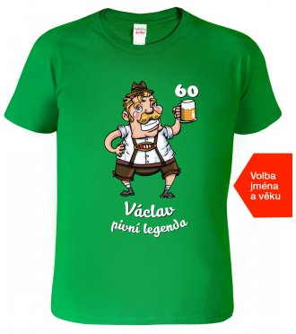 Vtipná trička k narozeninám