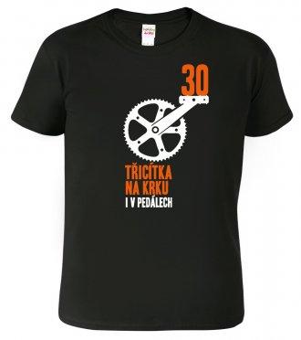 Tričko k 30. narozeninám