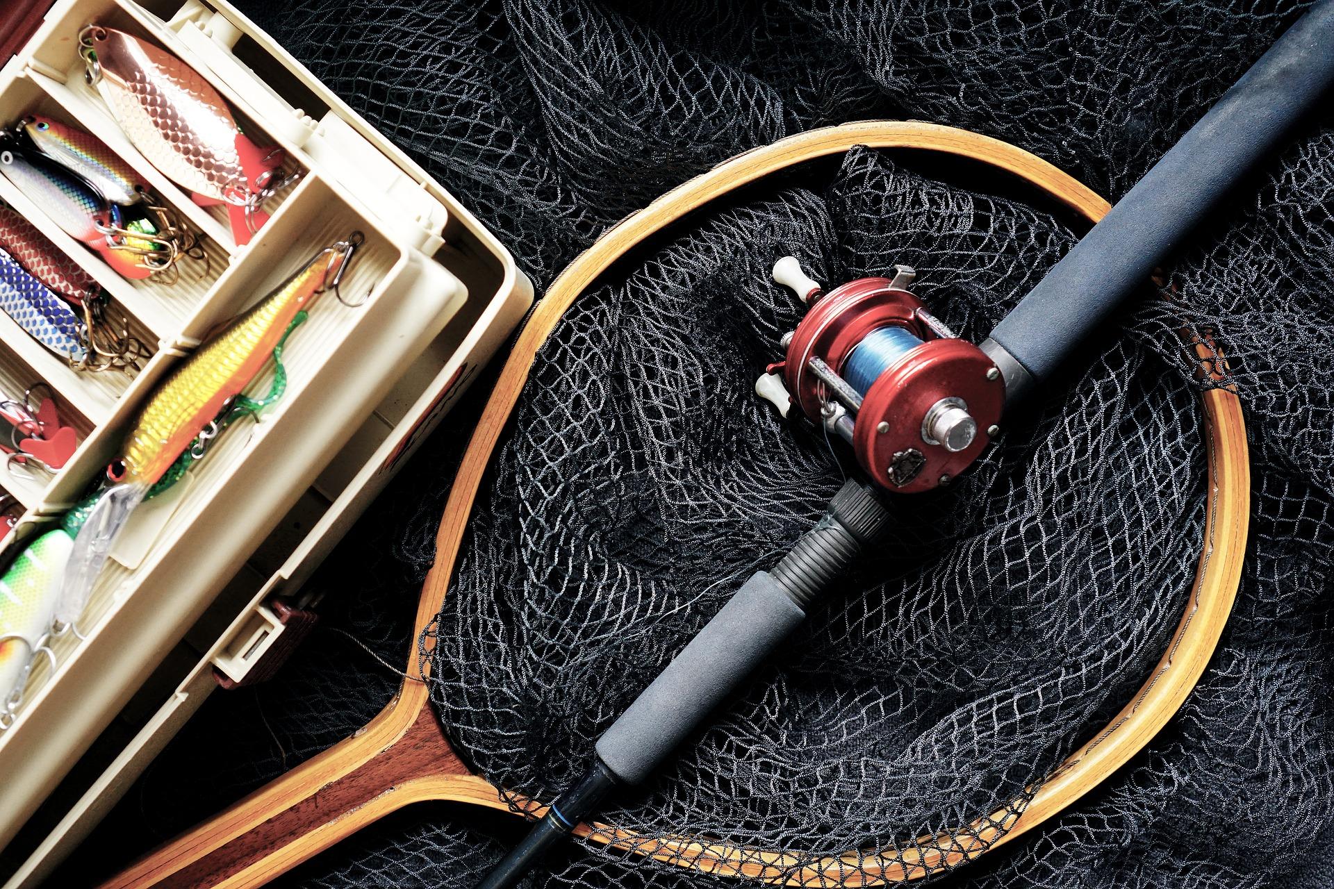 Jak se stát rybářem