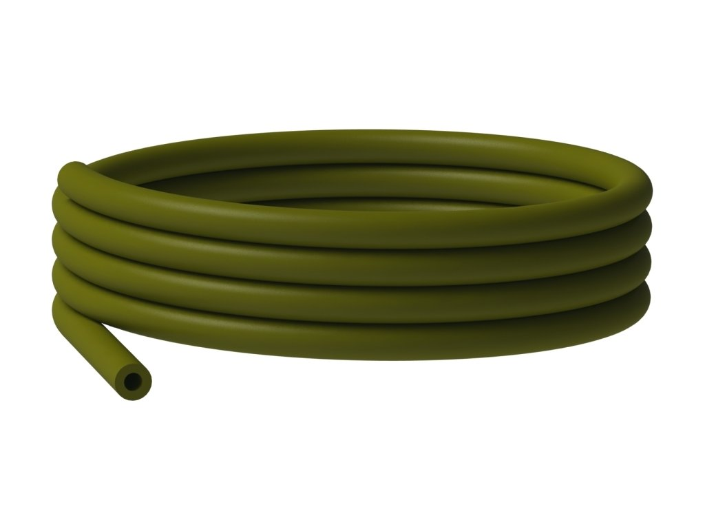 Silikonová hadička zelená (1,5m)