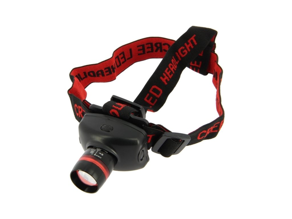 NGT LED Čelovka Headlamp Q5 CREE
