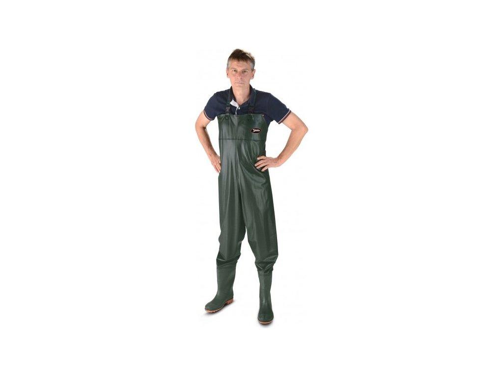 Brodící kalhoty Saenger Wathose PVC Velikost 45