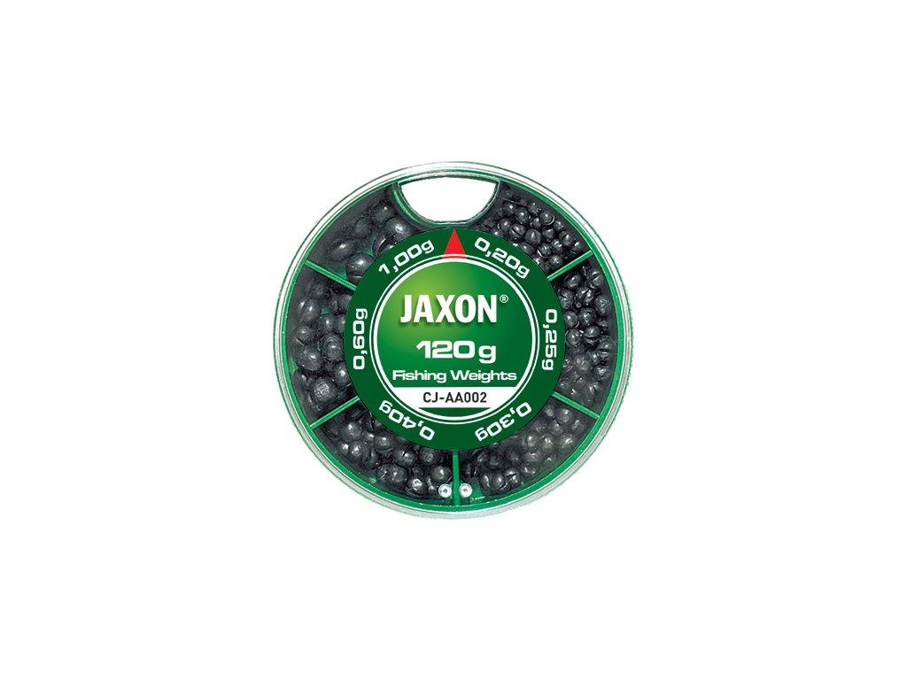 Jaxon Broky hrubé krabička 120g