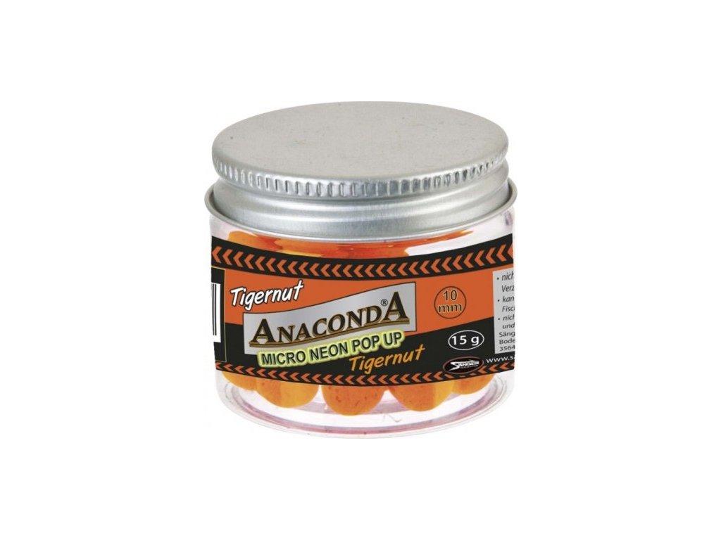 Micro neon pop-up bez příchutě Anaconda Barva oranžová