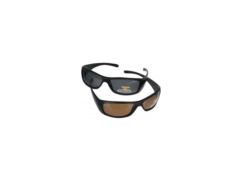 Saenger sluneční brýle Pol-Glasses 3, šedá