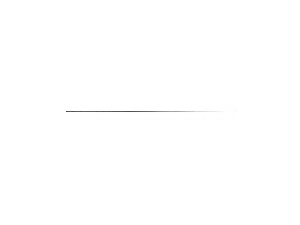 Náhradní špičky Saenger Hohlglas-Spitzen, 90 cm