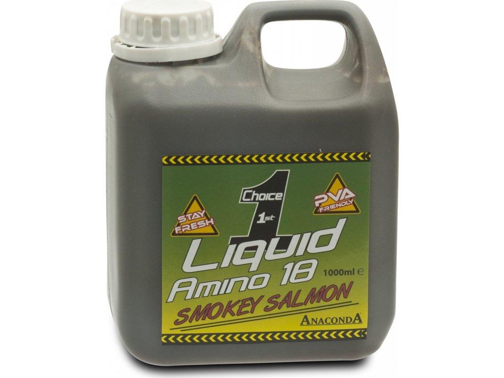 Atraktor Anaconda Liquids Amino 18, 1000ml Příchuť Smokey Salmon