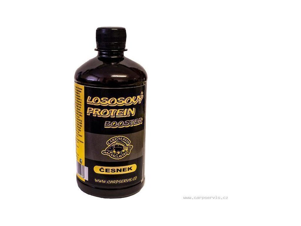 Lososový protein booster - 500 ml/Mrtvola