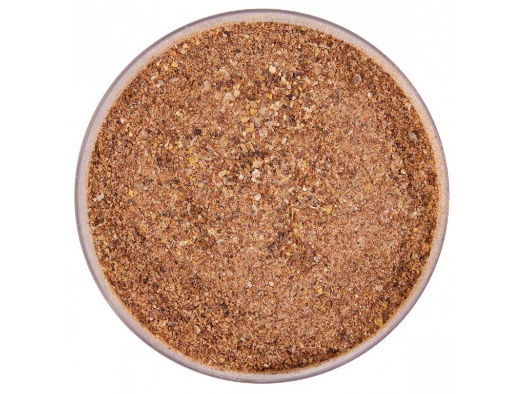 Krmítková směs MS Range Bi – turbo brown/black 1kg Barva hnědá