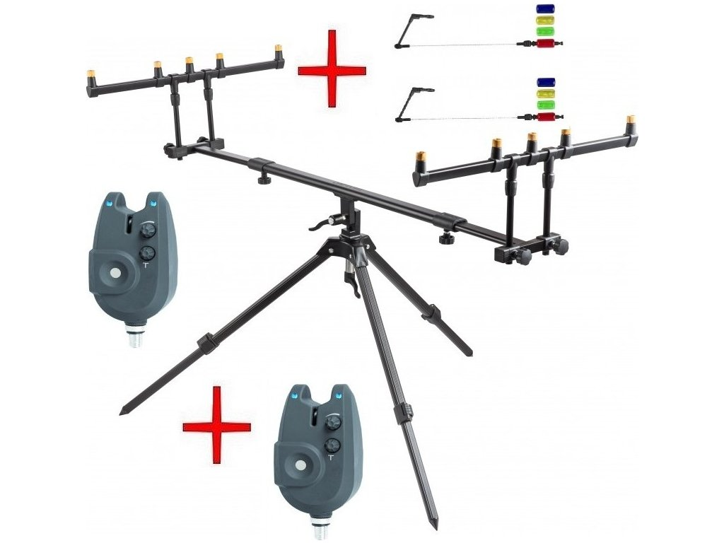 JAF Capture Tripod Capture Accure Pod + ZDARMA 2ks signalizátorů Passion RZ + vahadla