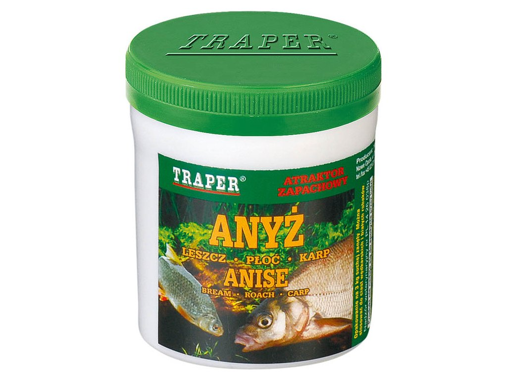 Sypký posilovač Big Fish 70g