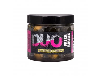 LK Baits DUO X-Tra Fresh Boilies Nutric Acid-Pineapple 18mm 200ml