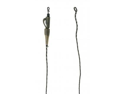 Lead core safety clip system ( + QC obratlík + anti-tangle)
