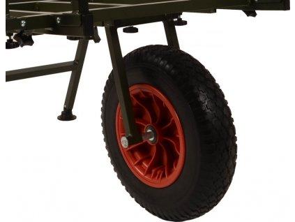 Náhradní kolečko Solar - Barrow Punctureproof Wheel and Frame