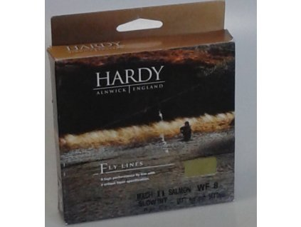 Muškařská šňůra Hardy MACH II Sal/sl/int WF8- Doprodej!