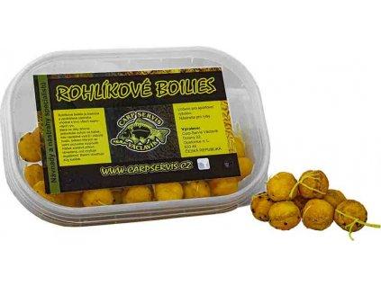 Rohlíkové boilies - 40 g/slunečnice