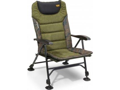 Křeslo Anaconda Freelancer Recliner Carp Seat - 1