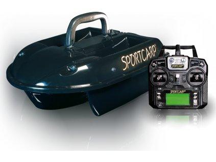Sportcarp zavážecí lodička GPS Profi