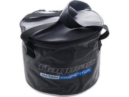 Flagman skládací kbelík Match Bucket Competition